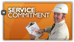 CLICK HERE for our Service Commitment